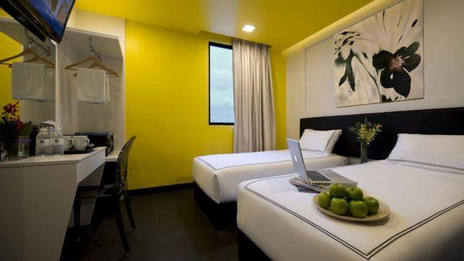 Недорогі готелі Сінгапуру. Venue Hotel.