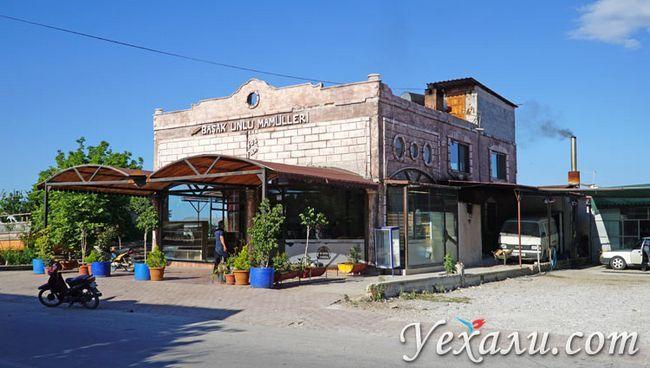 Нетуристичний Туреччина: пекарня в Демре