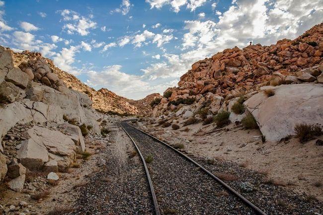 Неможлива залізниця Північної Америки