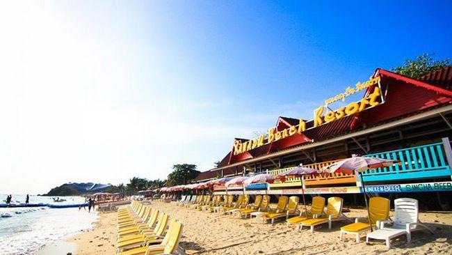 Готелі на острові Ко Лан, Таїланд