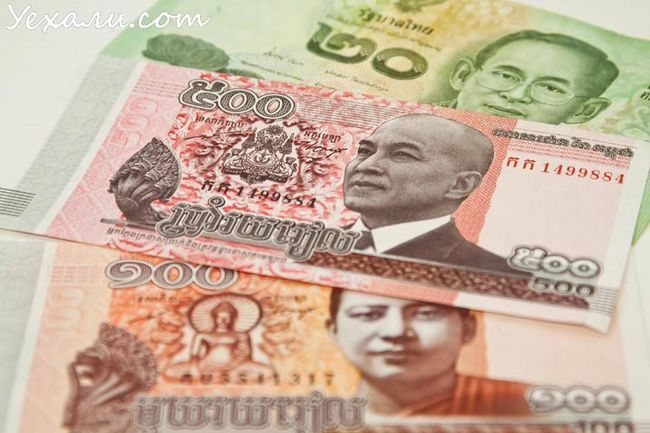 Чи потрібна віза в Камбоджу, валюта Камбоджі