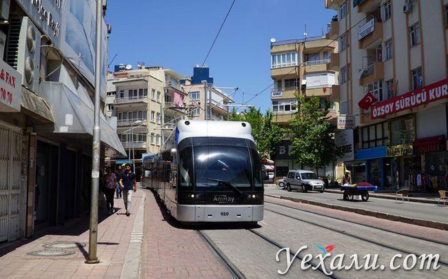 Нетуристичний Туреччина: громадський транспорт в Антальї