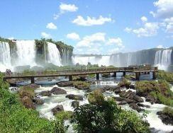 Один з найвідоміших водоспадів планети