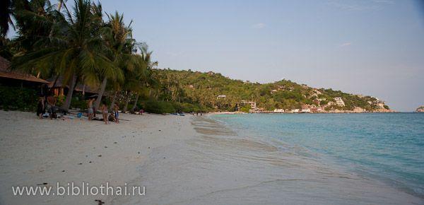 Опис пляжів острова до тао