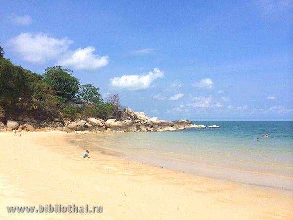 пляжі Пханган