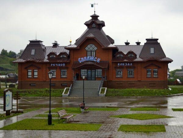 Острів-град свіяжск - історичні пам`ятки