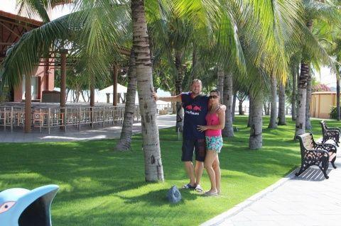 Острів хонче. Готель vinpearl. В`єтнам.