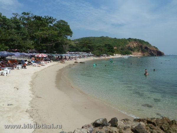 Плижі острова Ко Лан