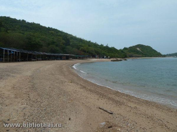 Пляжі острова Ко Лан