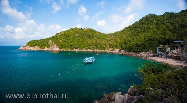 Пляжі Ко Ко Тао