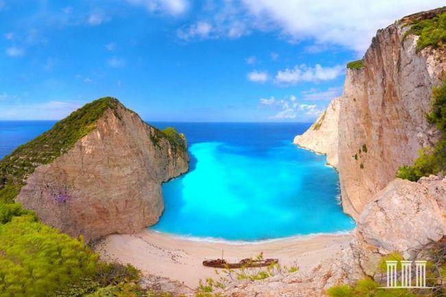 Острів закінф - відкрийте для себе іонічне море!