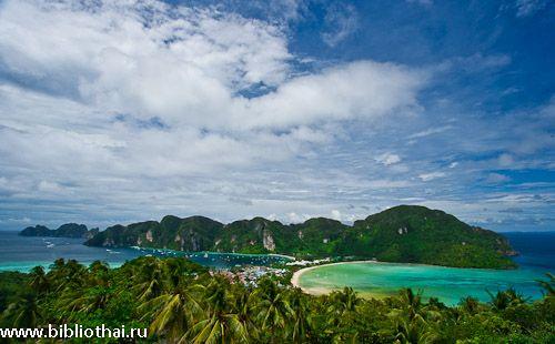 Острів Пхі-Пхі