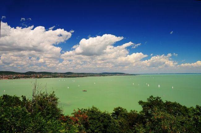 Відпочинок і найкращі курорти озера балатон (угорщина)