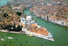 Карта венеції з визначними пам`ятками (фото)