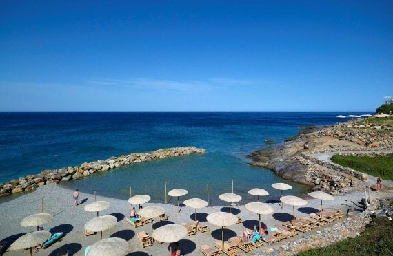 Готель квітня: sensimar royal blue resort & spa на крите