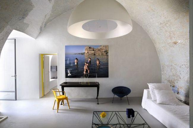 Готель capri suite в колишньому монастирі на острові капрі, італія