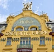 Готель «Європа» в Празі