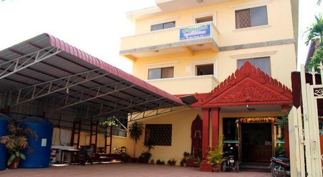 готель Garden House Guesthouse в Сієм Ріпі.