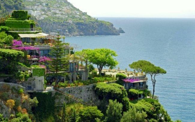 Готель il san pietro di positano 5 - готель з найкращим видом в світі, позітано, італія