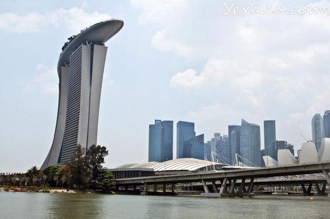 готель марина бий сингапур фото