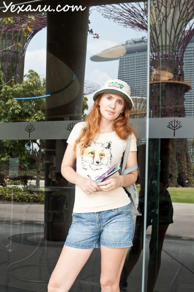 марина Бей Сендс сингапур фото