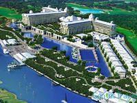 Готель «титанік делюкс белек» в туреччині