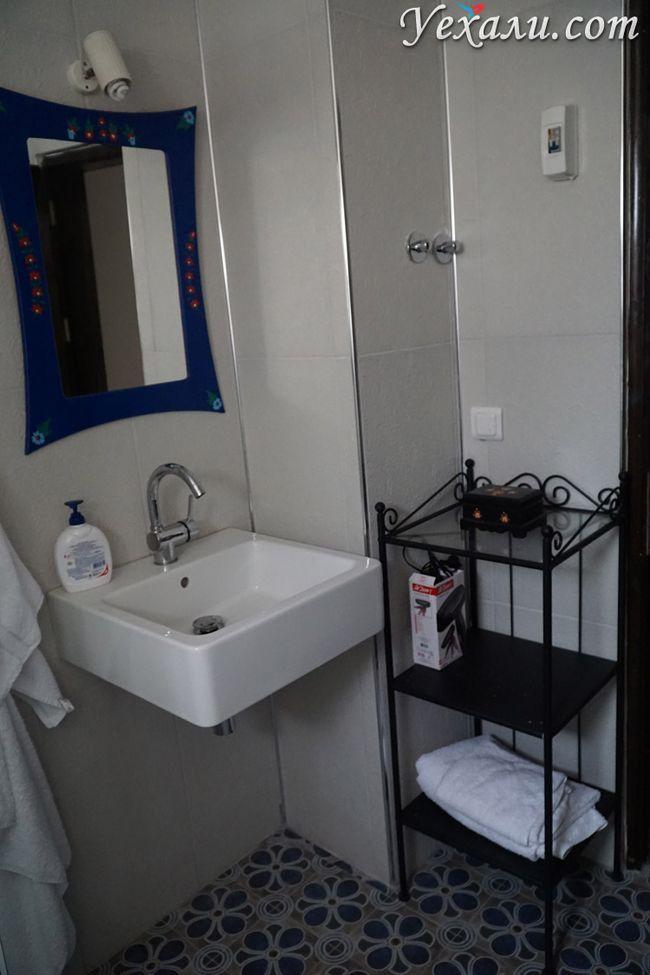 Ванна в готелі