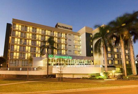 Готелі австралії