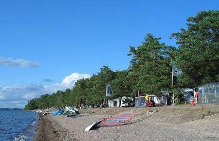 Кемпінг в Фінляндії
