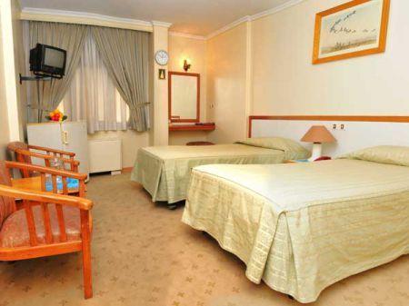 Номер в готелі в Тегерані