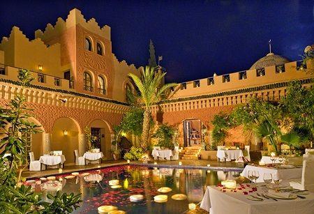 Готелі марокко