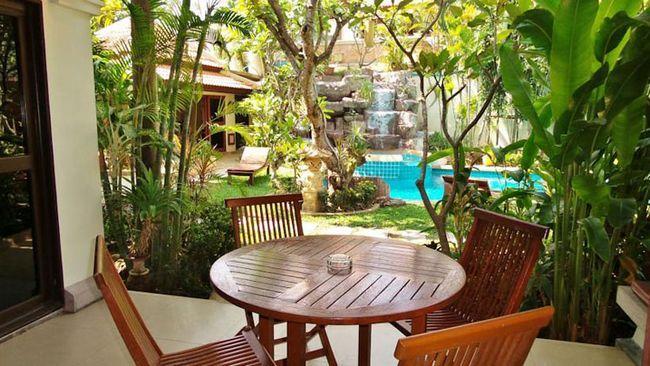 Готелі на півдні Паттайї