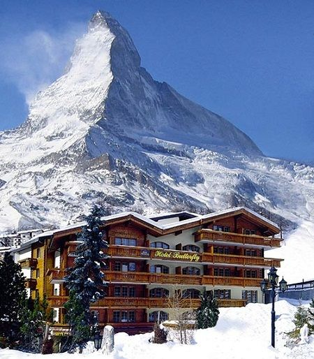 Готелі швейцарии