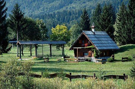 Готелі словенії