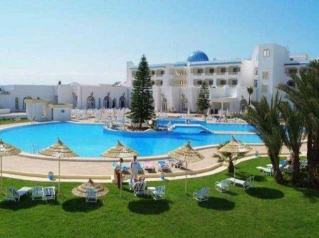 Готелі тунісу
