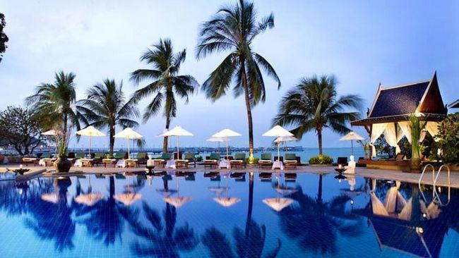 Готелі в центрі паттайя біля моря: для пляжного відпочинку, для всієї родини і для тусовки