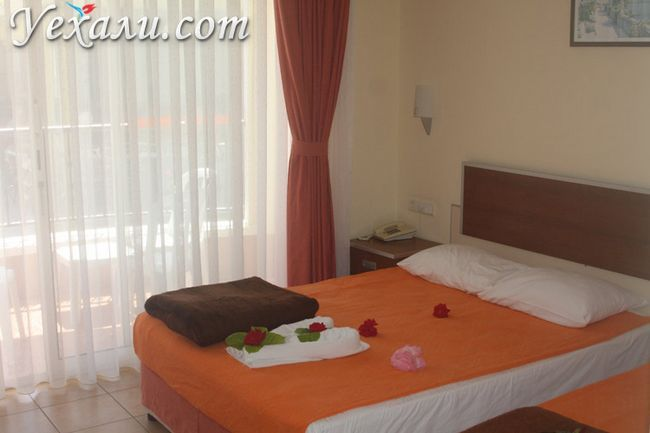 Кімнати в готелі Сайянора