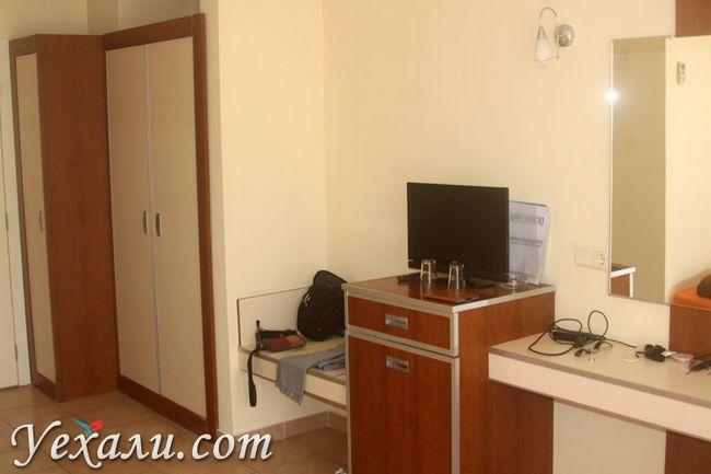 Кімната в готелі