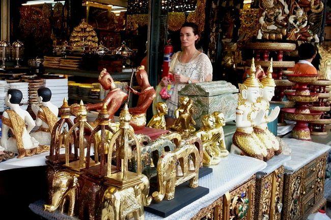 Відгуки про ринок Чатучак в Бангкоку.