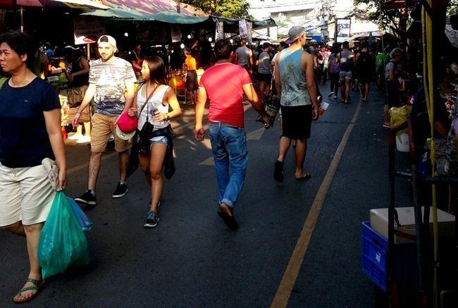 Ринок Чатучак в Бангкоку, відгуки та фото.