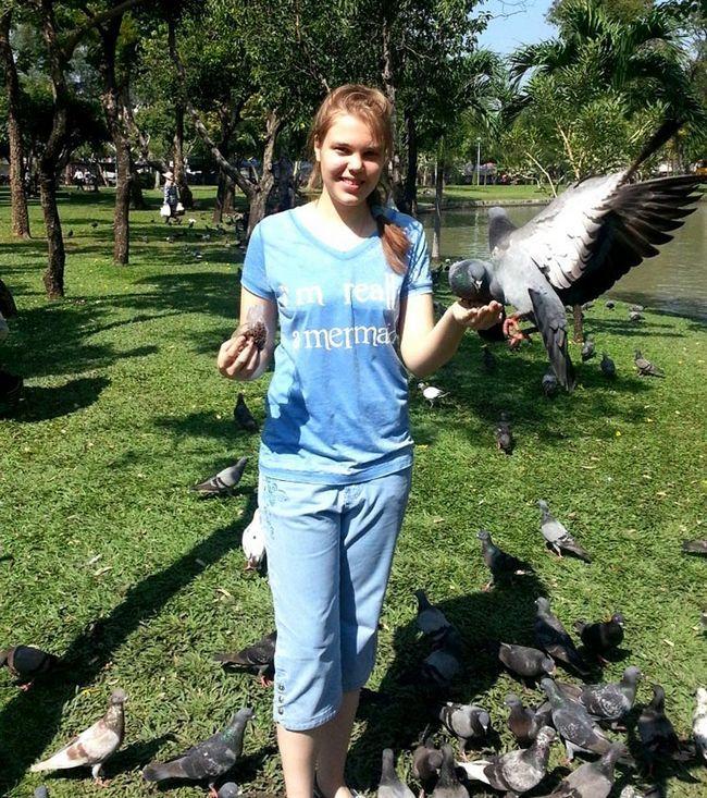 Фото парку Чатучак, Бангкок, Таїланд.
