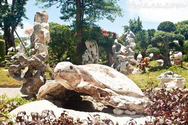 Відпочинок в Паттайя: Парк мільйонорічних каменів
