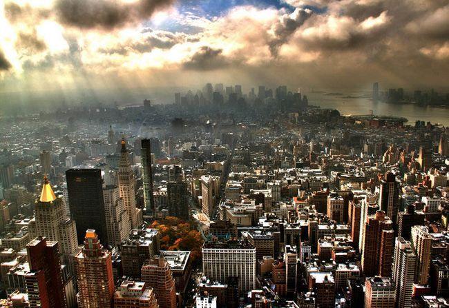 Пейзажі мегаполісів у фотографіях