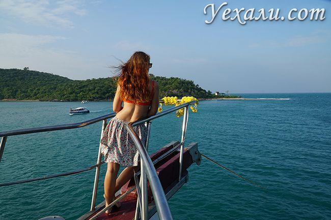 Морська екскурсія в Паттайя