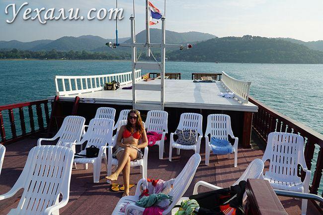 Екскурсія Паттайя Бей Круїз в Таїланді
