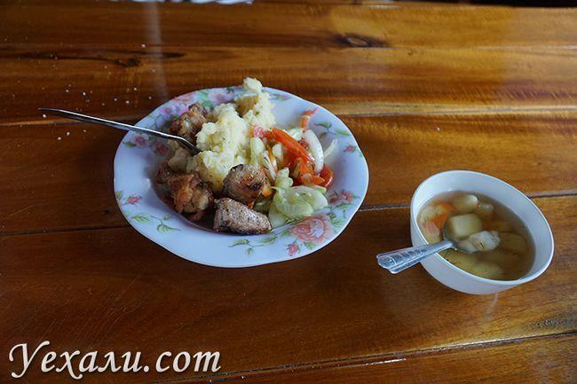 Екскурсія Паттайя Бей Круїз, обід на кораблі