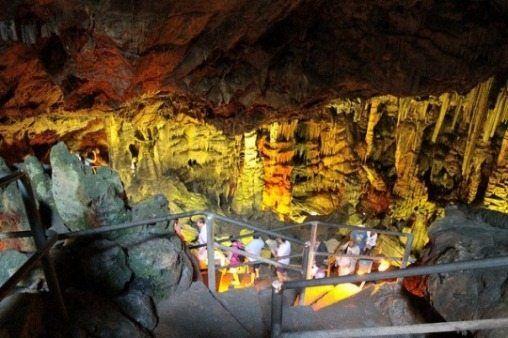 Печера зевса на крите