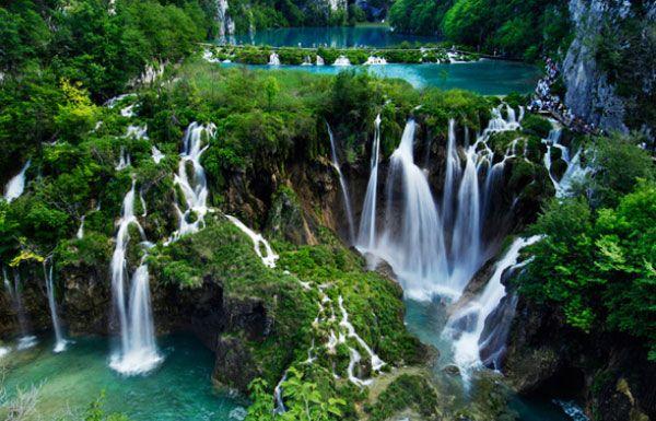 Плитвицкие озера - унікальний пам`ятник природи хорватії