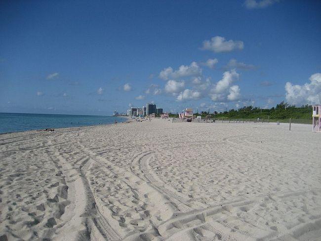 Пляж Холовер (Haulover Beach), Майамі, Флорида, США