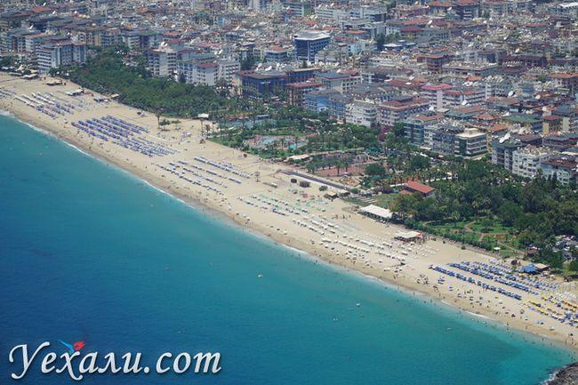 Кращий пляж Аланії